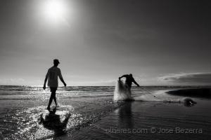 Fotojornalismo/Pescadores do litoral Potiguar...