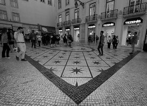Outros/estrelas pelo chão