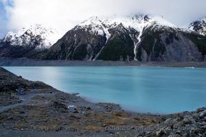 """Paisagem Natural/""""Lago Tasman.."""""""