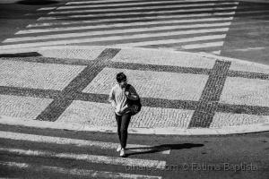 Paisagem Urbana/Na geometria dos passos