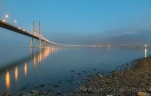 /O Tejo e a ponte