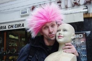 Retratos/Dia mundial do careca sem peruca