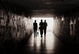 /'Cãovívio' no Túnel