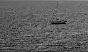 /Cruzar o mar...