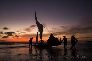 /Pescadores do litoral Potiguar (II)...