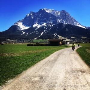 /Alpes austríacos, Via Claudia Augusta - Cicloturis