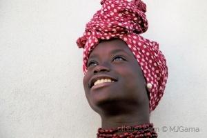 Retratos/O sorriso de Iazinha