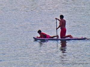 Desporto e Ação/Uma forma diferente de praticar Paddle