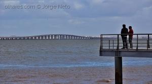 /Vista para a Ponte