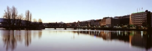 /Nascer do sol en Genève...