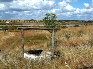 Paisagem Natural/poço seco...
