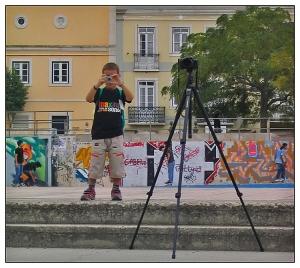 """/""""Pequeno, grande fotógrafo..."""""""