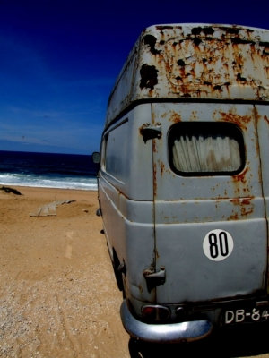 /chaço na praia