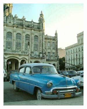 /Carro cubano #3