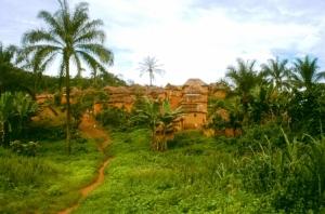 Gentes e Locais/Aldeia no Kuanza Sul - Angola