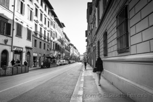 Gentes e Locais/ Via Camillo Cavour