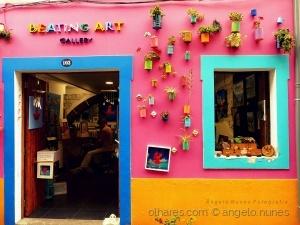 Gentes e Locais/Pink Gallery...
