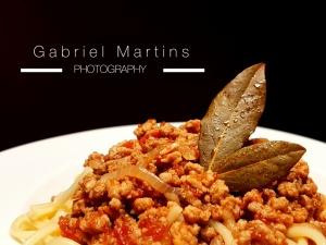 /Um prato divinal, Esparguete à bolonhesa