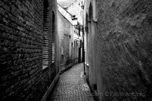 /Rua Preto e Branco