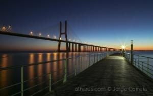Outros/Amanhece em Lisboa