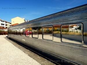 Gentes e Locais/O comboio espelho...