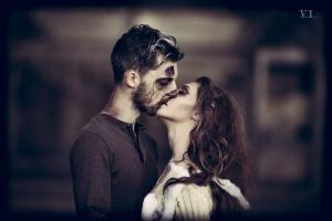 Retratos/Zombie love