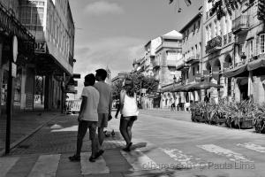 Paisagem Urbana/«Os jovens turistas»