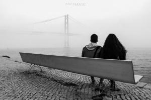 /A ponte é uma miragem...