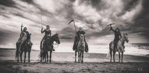 Retratos/Os Cavaleiros do Apocalipse