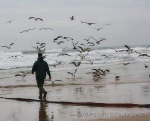 Gentes e Locais/Ele e o mar