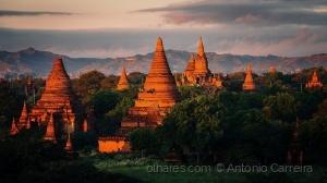 Gentes e Locais/Terra de templos
