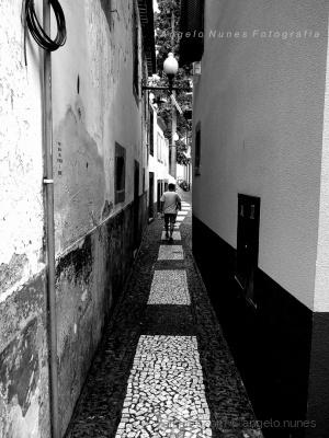 Paisagem Urbana/The dotted line