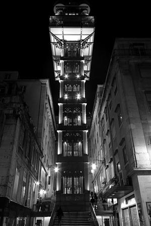 Paisagem Urbana/luz da noite