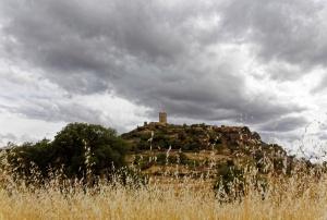 Paisagem Natural/Castelo de Penas Róias
