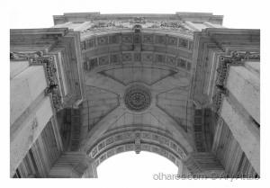 /Arco Triunfal da Rua Augusta
