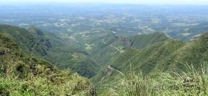 Paisagem Natural/Serra do Rio do Rastro.