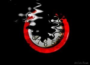 Abstrato/O passar do tempo!