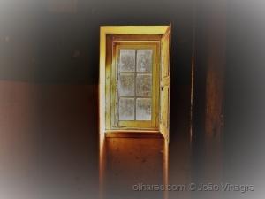 /A Janela da casa abandonada!