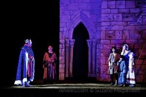 Espetáculos/Viagem Medieval