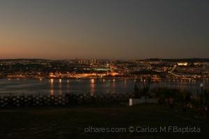 Paisagem Natural/Lisboa vista da outra banda 4