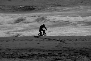 Paisagem Natural/Rodas de areia ou vontade mar...