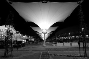 Paisagem Urbana/chapéus de luz