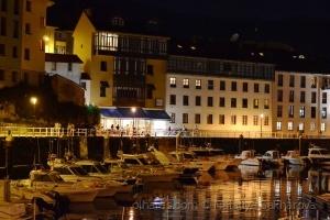 /Porto de Llanes nocturno