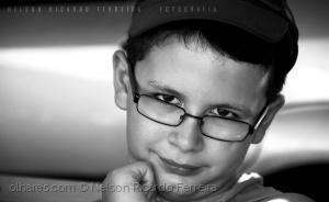 Retratos/Da série: As crianças são o melhor do mundo