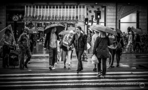 /People in the city