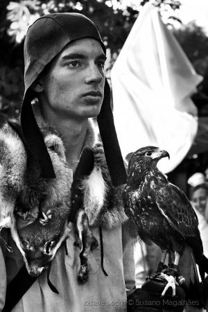 Retratos/Viagem Medieval