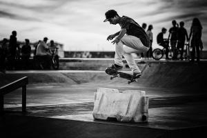 Desporto e Ação/O Salto !