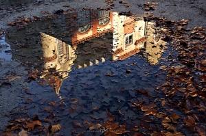 Paisagem Natural/Palácios flutuantes...