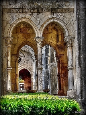 /Pilars and arches upon arches