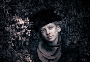 Retratos/A menina